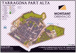 Tarragona Part Alta ISSOM 2007 Ocad9 - Maig 2014 web